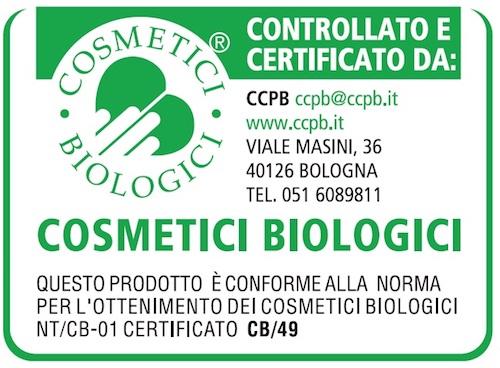 Certificazione bio CCPB